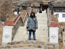 On the Steps of the Monestary