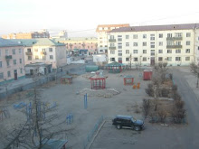 View From My Balcony in UB