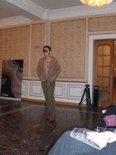 Cashmere & Wool Fashion Show
