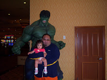 Wabby and the Hulk and that green guy!