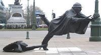 Strange statues 2