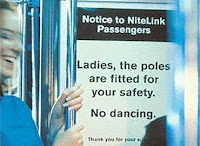 No pole dancing, please 1