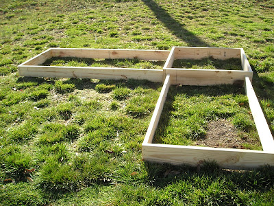 My Vegetable Garden Layout Part 2 Raised Beds Growing The Home