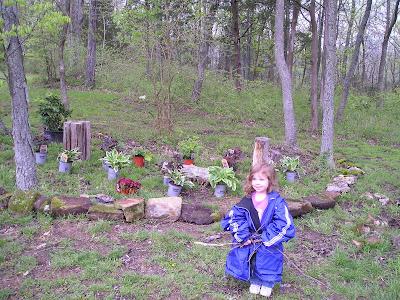 A Woodland Shade Garden Design Process Growing The Home