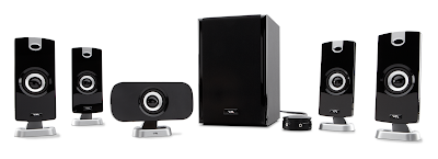 Cyber Acoustics CA-5402 Speaker System