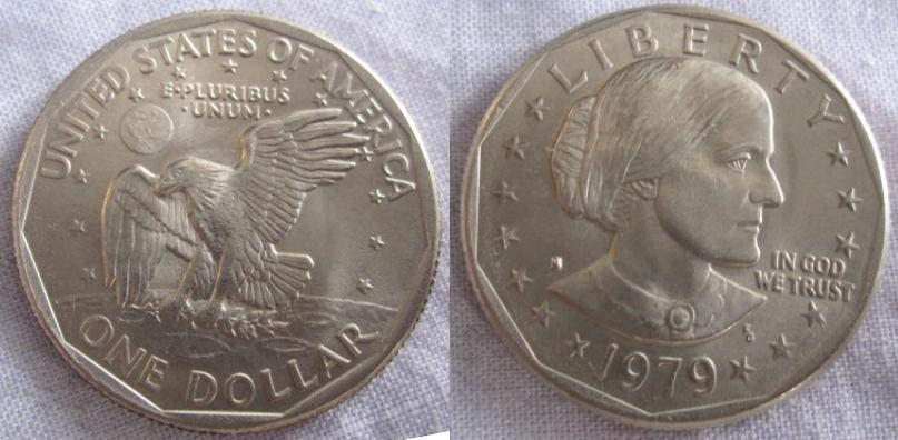 1979 American Dollar Coin Value American Eagle Silver Dollar
