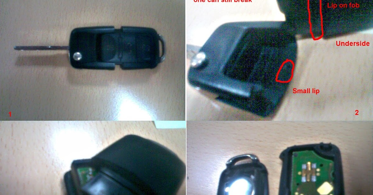 silent development how to open a seat vw audi key fob to change the battery. Black Bedroom Furniture Sets. Home Design Ideas