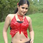Telugu Actress Farzana Sexy Wallpaper