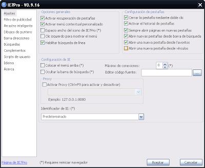 IE7 Pro - Conker LAR