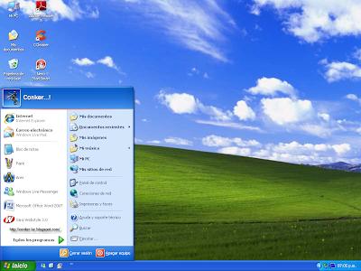 VistaMizer 1.1.6 Screenshot 3 - Conker LAR