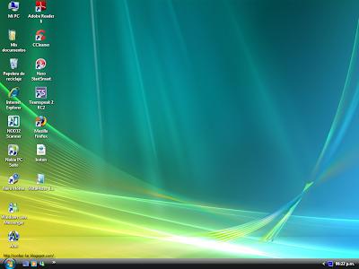 VistaMizer 1.1.6 Screenshot 1 - Conker LAR
