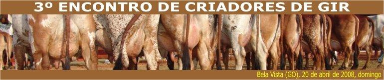 ENCONTRO DE CRIADORES