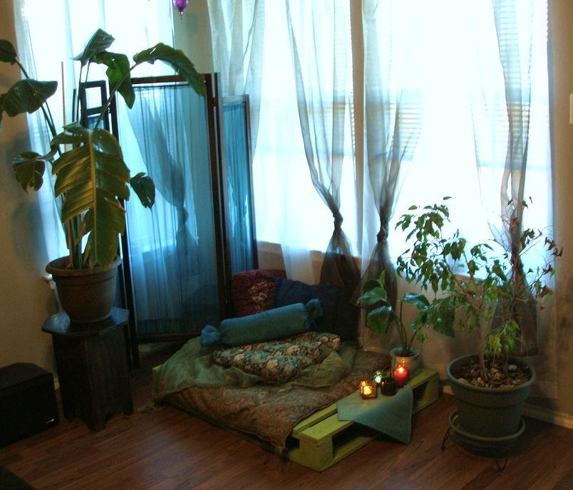 Zen Meditation Room on Pinterest | Zen Gardens, Meditation ...
