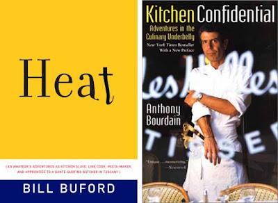 Sometime foodie book reviews heat kitchen confidential for R kitchen confidential