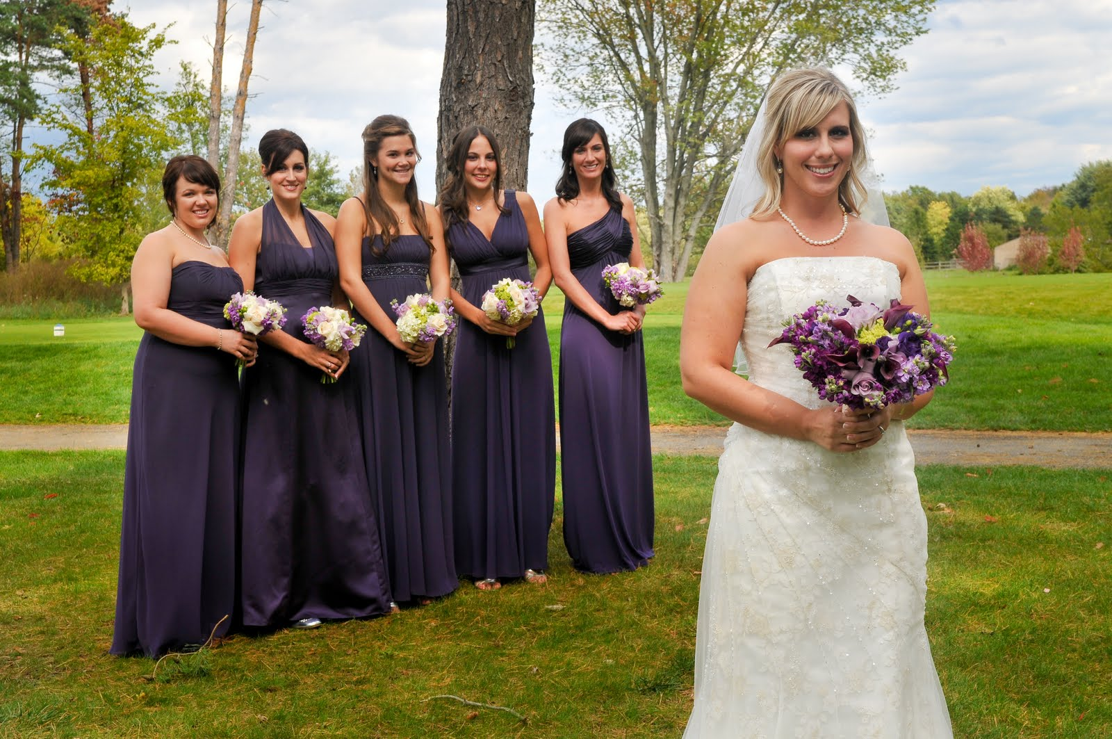 10a3e56659a Purple Wedding Dress Davids Bridal. my own since her of choice from ...