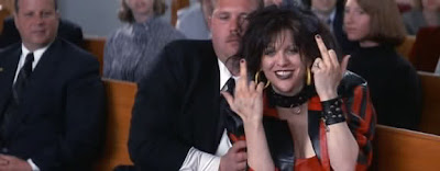 Courtney in The People Vs. Larry Flynt