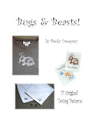 Bugs & Beasts tatting book $12
