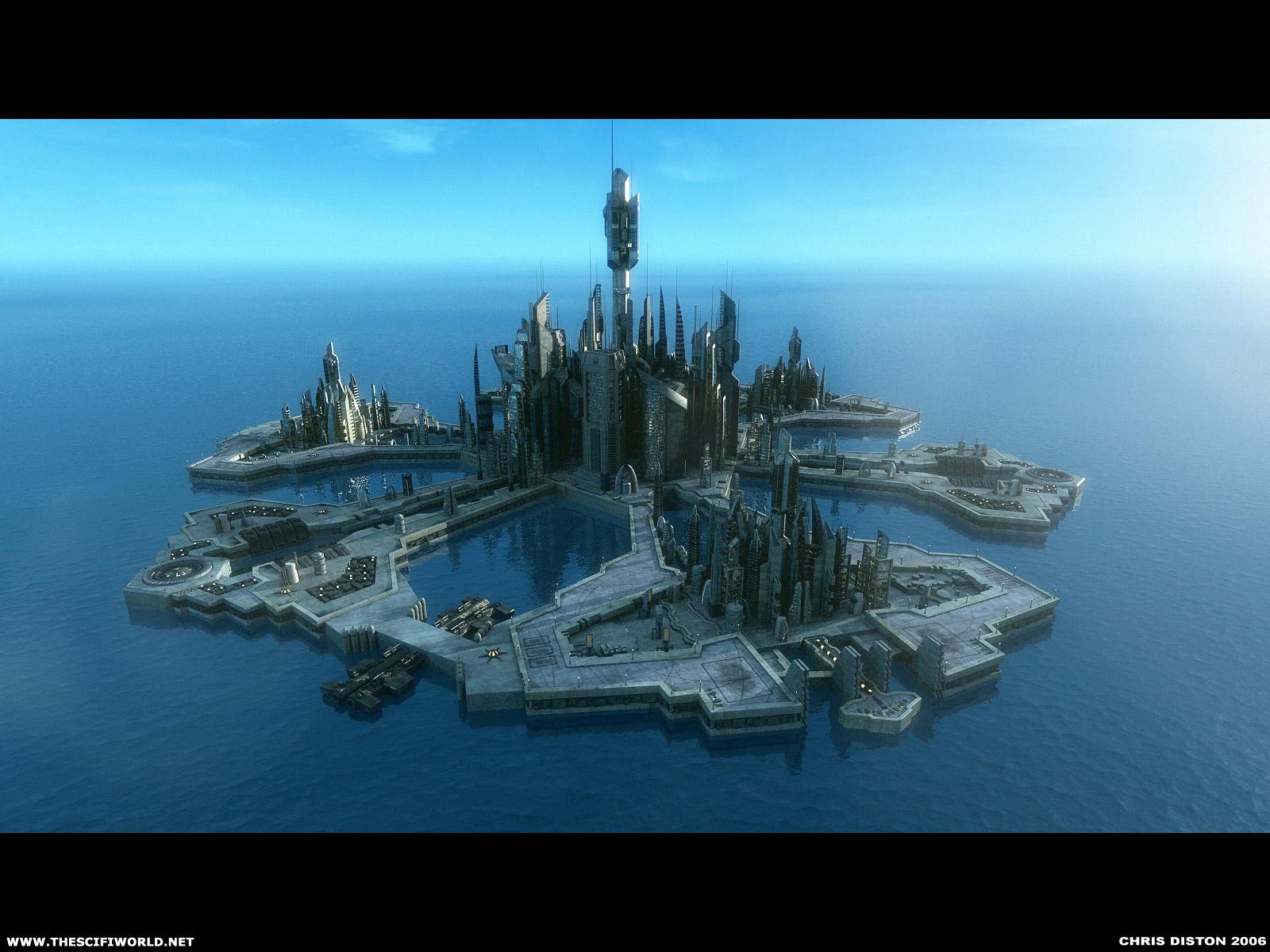atlantis-movie-city