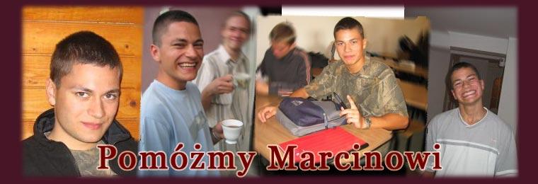 Działajmy dla Marcina Kaczmarzyka