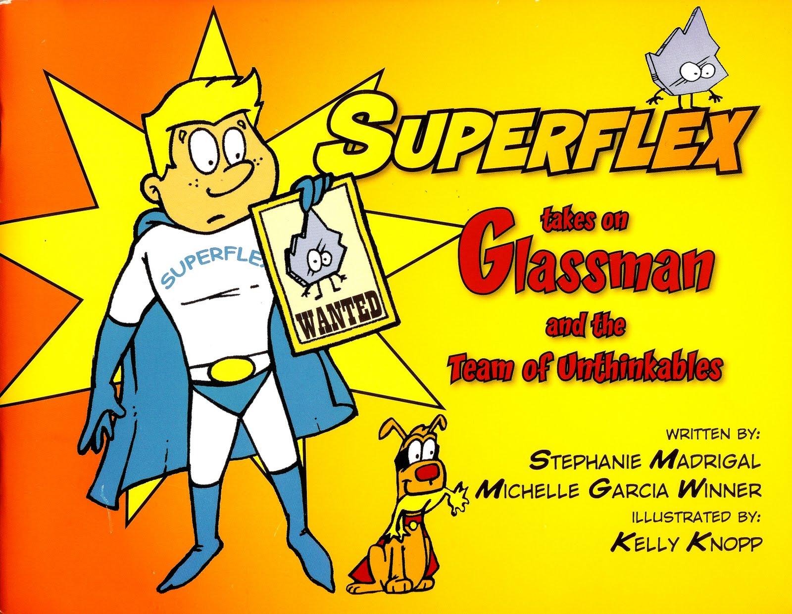 The Art Of Kelly Knopp Superflex Comic Book