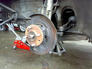 SkYwAlKeR: RVR front brake upgrade