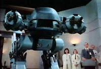ED-209 do filme ROBOCOP