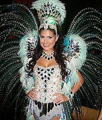 Miss Brasil na Vila Izabel