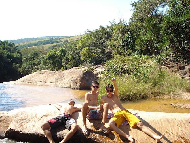 Cachoeira Mirandas