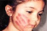 A pior forma de covardia humana é bater em uma criança ela fica parada tentando entender o ato.