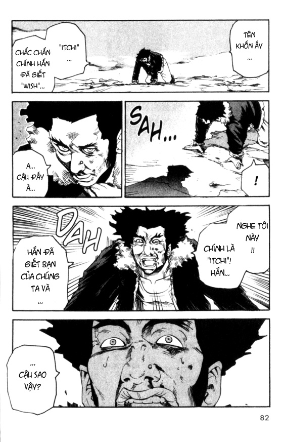 Togari chap 054 trang 18