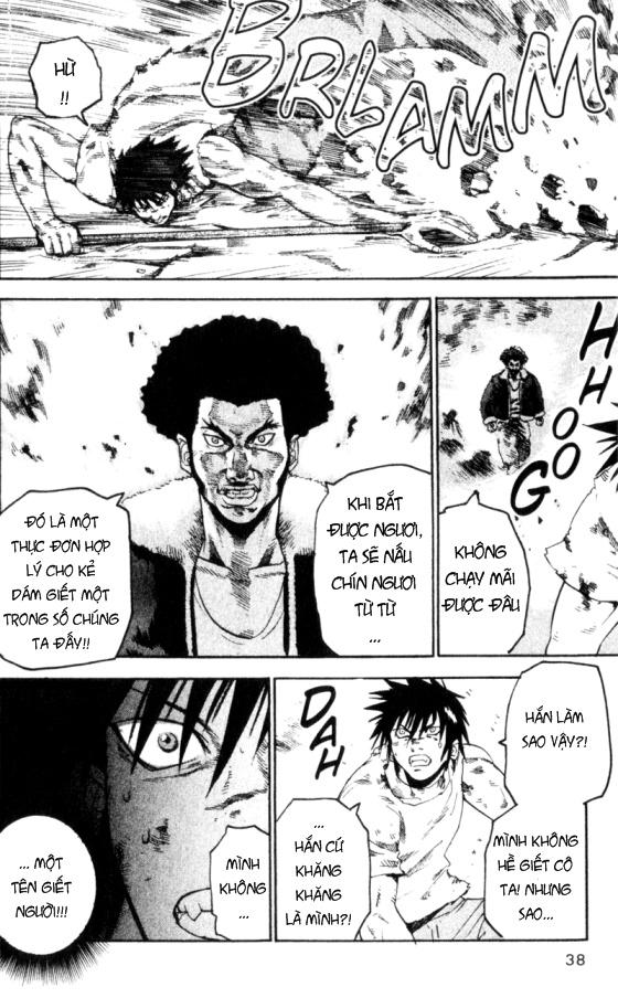 Togari chap 052 trang 15