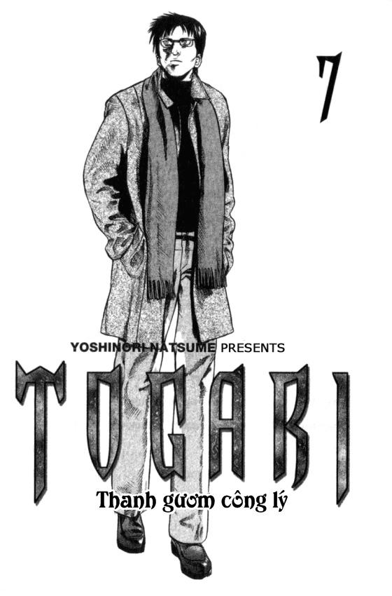 Togari chap 051 trang 2