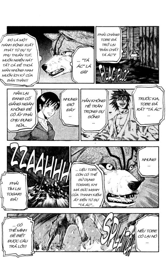 Togari chap 043 trang 12