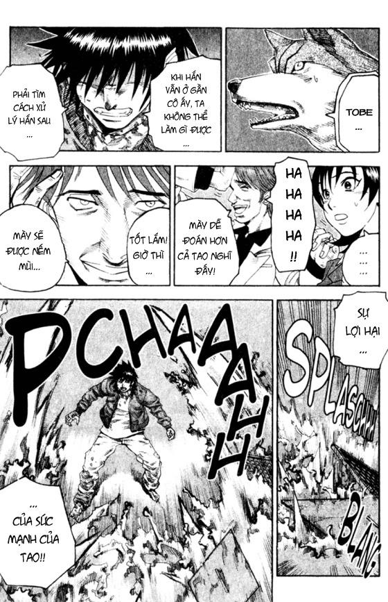 Togari chap 043 trang 6