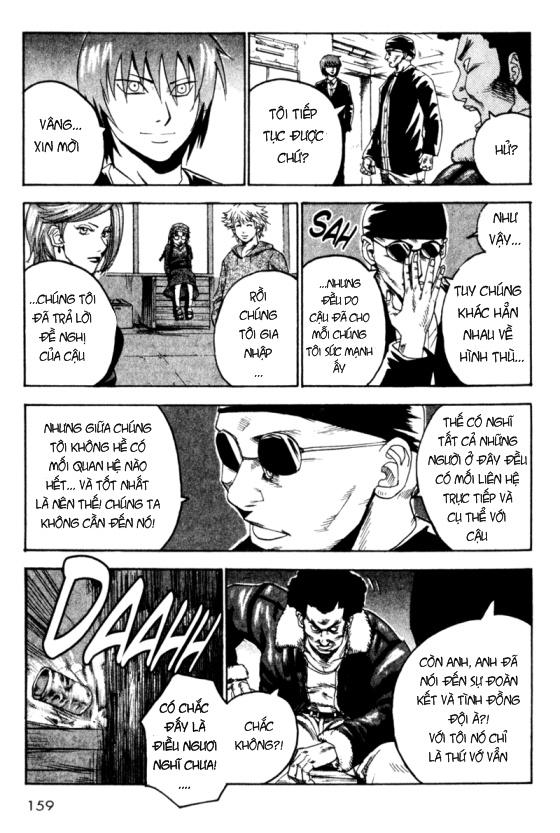 Togari chap 040 trang 11