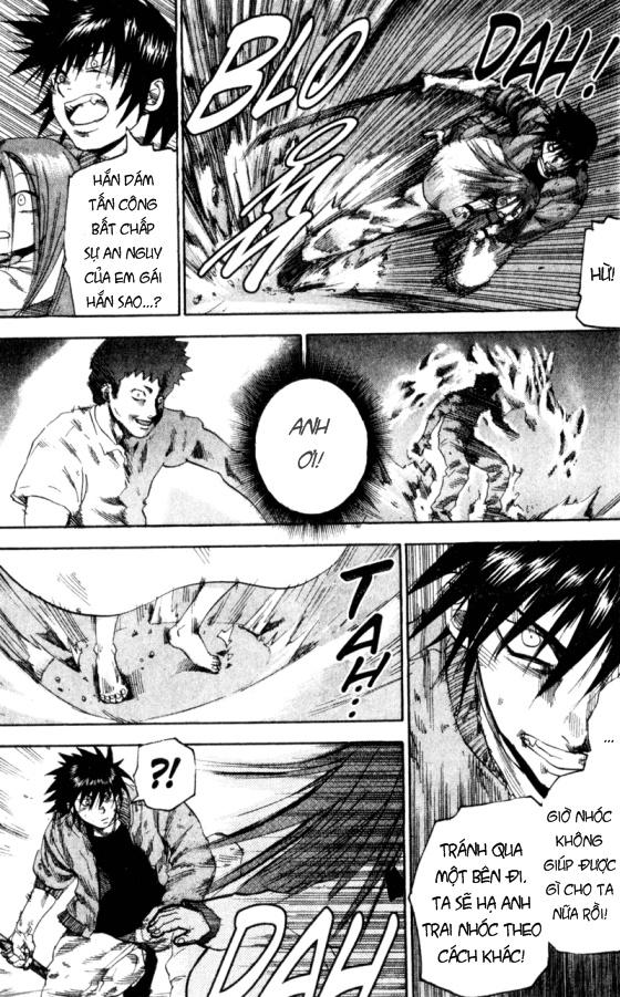 Togari chap 037 trang 8