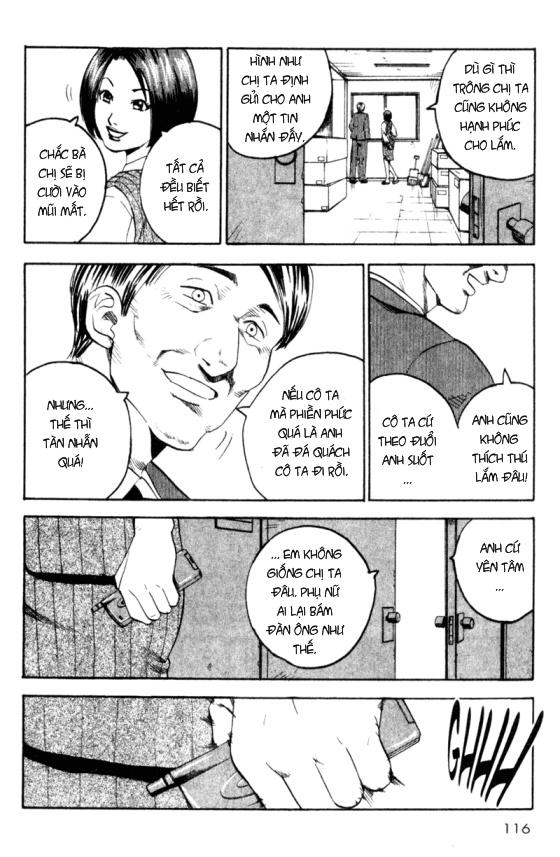 Togari chap 038 trang 11