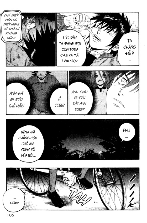 Togari chap 037 trang 19