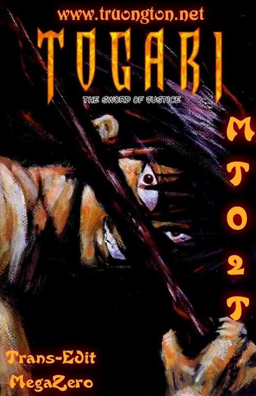 Togari chap 035 trang 1
