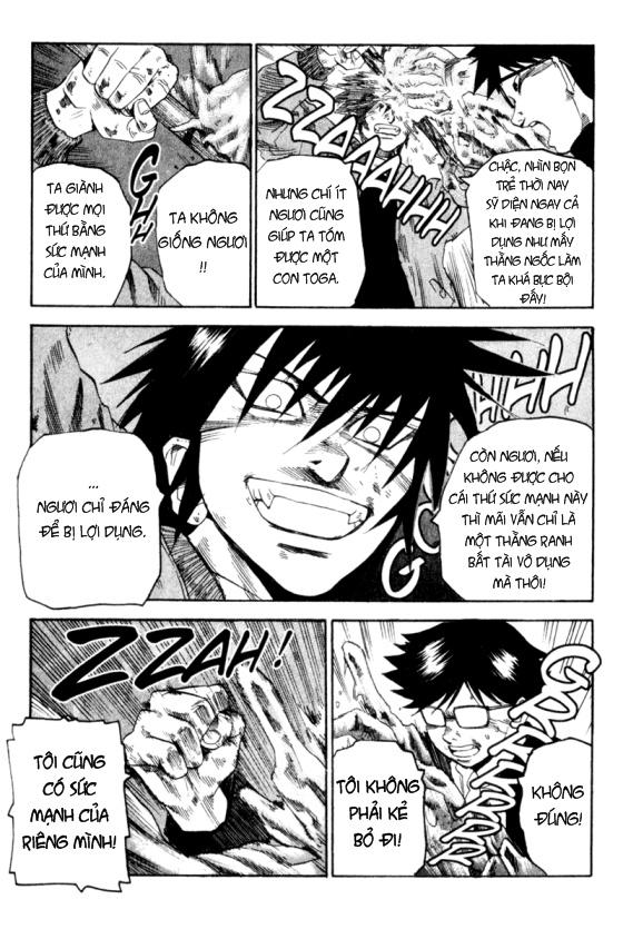 Togari chap 035 trang 8