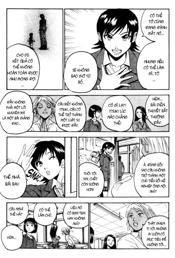 Togari chap 033 trang 12