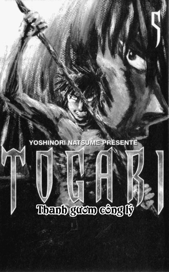 Togari chap 033 trang 2