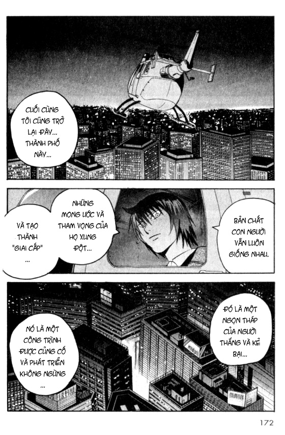 Togari chap 032 trang 5