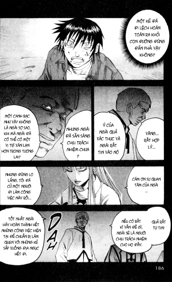 Togari chap 032 trang 17
