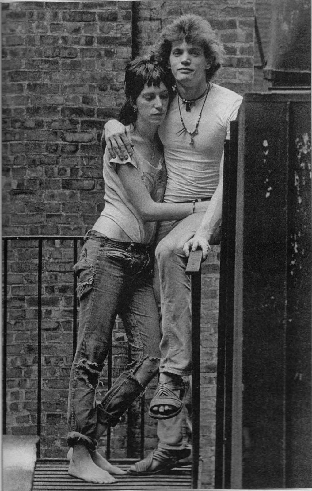 Patti Smith & Robe...