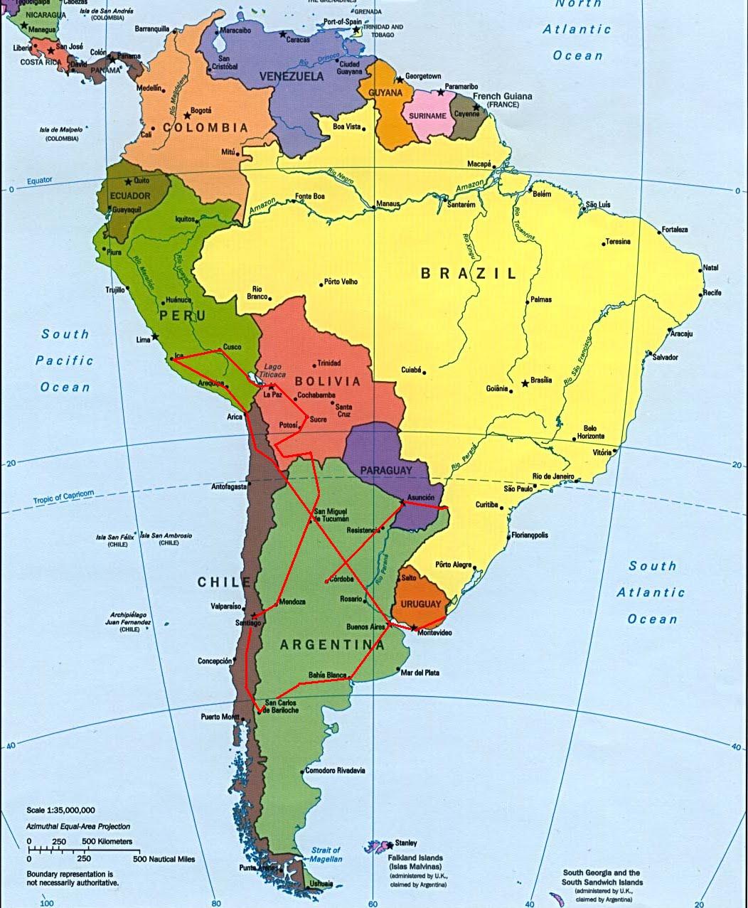 Amerique Latin 44