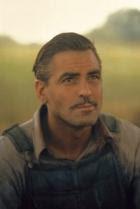 o brother where art thou george clooney hair  George Cloone...