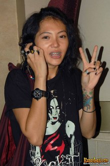 (: SMILE :): List of Indonesian Women Artists Got Tattoos