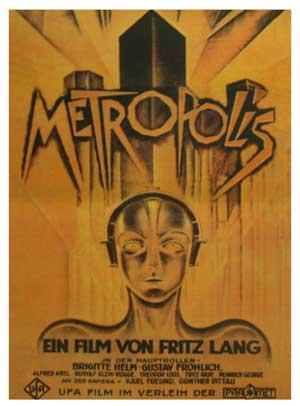 Lavey S Blog Metropolis Movie Review
