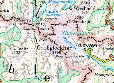 Online maps austria topographic map interactive topographic map of austria with geographical name search option gumiabroncs Choice Image